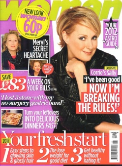Woman Magazine Profiles BRYT's ''Beauty Guru'' Catkin Wemyss, June 2017