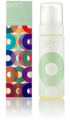 BRYT Foaming Cleanser for Him