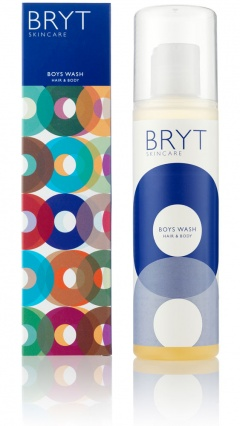 BRYT Hair & Body Wash for Him
