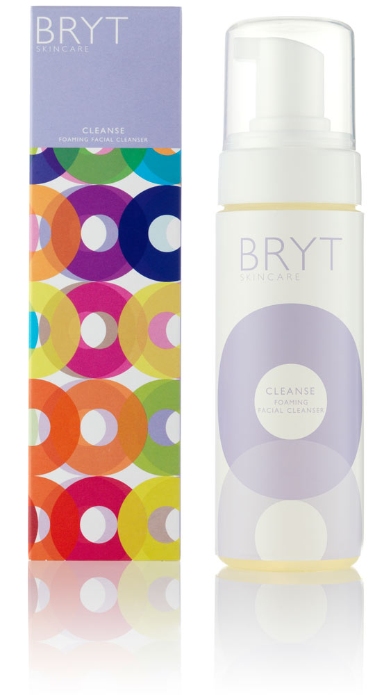 Bryt Cleanse Foaming Facial Cleanser Bryt Skincare