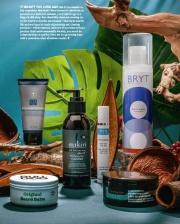 BRYT Men's Hair & Body Wash in Forever Sports Magazine, June 2017