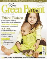 BRYT in Green Parent's Magazine ''Skincare Best Buys'', July 2016