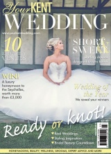 BRYT Hooper's Tunbridge Wells launch announced in Your Kent Wedding Magazine, November 2016